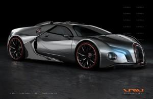 Wolfgang's Bugatti Veyron